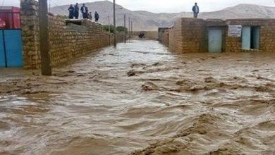 تصویر از سیلاب دیروز در خراسان 5 نفر را با خود برد