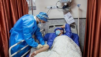 تصویر از زالی: کرونا در تهران همچنان در مرحله اپیدمیک است