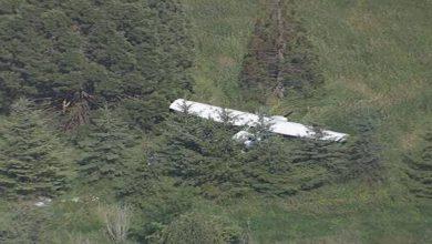 تصویر از جزئیات سقوط هواپیمای ناجا در سلمانشهر