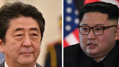 تصویر از واکنش نخستوزیر ژاپن به گزارشها درباره وضعیت اون