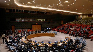 تصویر از قطعنامه شورای امنیت برای صلح ۹۰ روزه در جهان