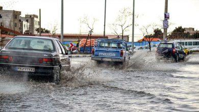 تصویر از هشدار هواشناسی برای آبگرفتگی در برخی نقاط کشور