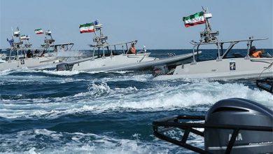 تصویر از واکنش وزیر دفاع به رویارویی اخیر با آمریکا در خلیج فارس