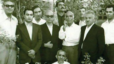 تصویر از خواننده ایرانی که بر بام کعبه اذان گفت