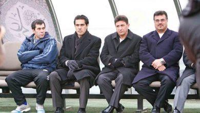 تصویر از قلعهنویی در صدر مربیان لیگ برتر