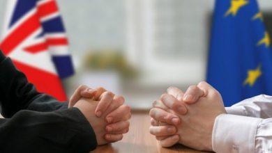 تصویر از اتحادیه اروپا برای لندن دادخواست ارسال کرد