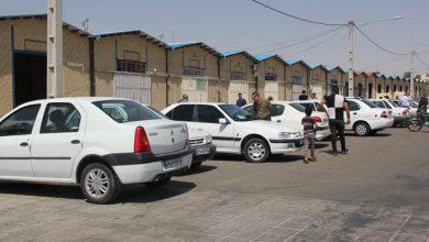 تصویر از پارکینگها از پذیرش خودرو بدون پلاک محروم شدند