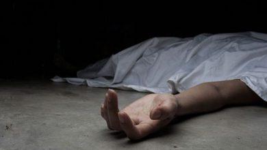 تصویر از قتل مرد جوان با داس بر سر زمین کشاورزی