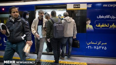 تصویر از گران شدن قیمت بلیت متروی تهران از خرداد