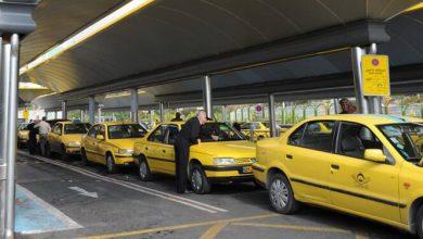 تصویر از تاکسیرانی: افزایش ۲۳ درصدی نرخ کرایه تاکسیهای پایتخت بعد از عید فطر