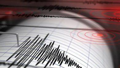 تصویر از زلزله ۴.۲ ریشتری در دهدشت