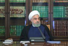 Photo of روحانی بر حق انتخاب مردم در استفاده از نحوه مدیریت سهام عدالت تاکید کرد