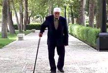 تصویر از گفتوگوی دیدنی با پیرمردی که می گوید خودم فردوسی را دفن کردم!