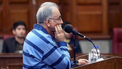 تصویر از حکم دادگاه تجدیدنظر پرونده نجفی اعلام شد