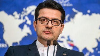 Photo of سخنگوی وزارت خارجه در نشست خبری: ما مزاحم فکر کردن اروپایی ها نمیشویم