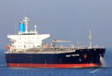 Photo of لنگر انداختن اولین نفتکش ایرانی در ونزوئلا؛ مادورو تشکر کرد