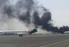 Photo of ائتلاف سعودی، فرودگاه بینالمللی الحدیده یمن را گلوله باران کرد