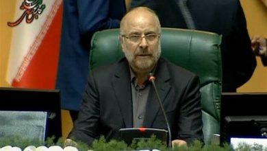 Photo of اولین گفتگوی قالیباف با یک مقام خارجی در قامت رئیس مجلس