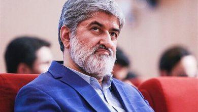 تصویر از نامه علی مطهری به آملی لاریجانی درباره استفساریه قانون انتخابات