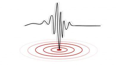 تصویر از هلال احمر لرستان برای زلزله فیروز آباد به آماده باش رفت