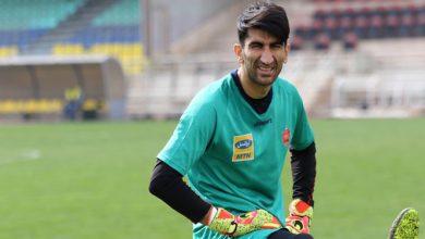 تصویر از بیرانوند به کمپین جدید AFC پیوست