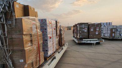 تصویر از کمکهای ضد کروناییِ سوئیس خاورمیانه به ایران رسید