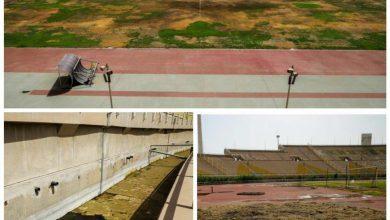 تصویر از عدم استفاده از ورزشگاهها به دلیل نداشتن تیم|فراموش شده های گران قیمت