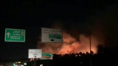 Photo of آتش چیتگر خاموش شد| اعلام دلیل شعله زیاد حریق