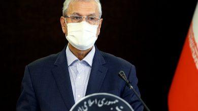 تصویر از سخنگوی دولت خبر داد: قرارداد ۲۵ ساله راهبردی ایران و چین