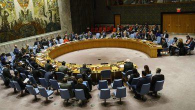 تصویر از جزئیاتی از قطعنامه آمریکا برای تمدید تحریمهای تسلیحاتی ضد ایران