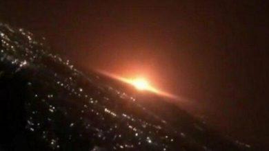 تصویر از انفجار گاز یا انهدام تاسیسات موشکی؟| واقعیتهای حادثه اخیر در پارچین