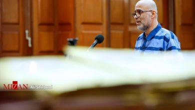 تصویر از طبری در دادگاه: دوستانم اگر بخواهم کل لواسان را به نامم میکنند!