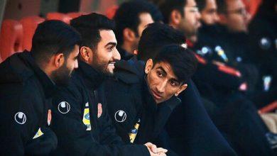 تصویر از واکنش باشگاه پرسپولیس به لغو سفر بیرانوند