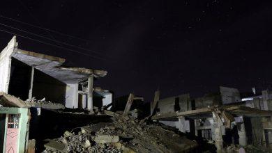 تصویر از انفجار بمب در جنوب سوریه ۳ کشته بر جا گذاشت