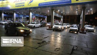 تصویر از آمار جدید مصرف بنزین پس از کاهش محدودیتهای کرونا