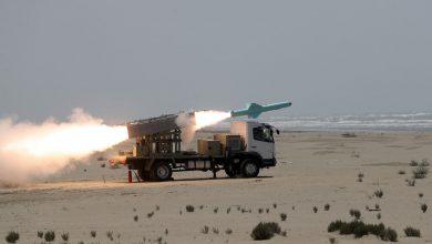 تصویر از شلیک موفقیتآمیز نسل جدید موشکهای کروز دریایی برد بلند و کوتاه