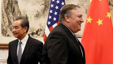 تصویر از پمپئو: پیشرفت چین باید بر پایه «قوانین جهان غرب» باشد!