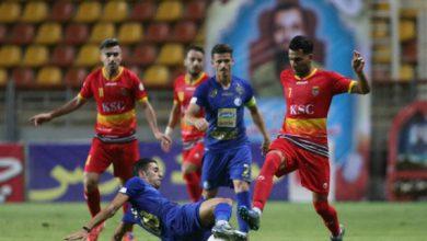 تصویر از بازتاب شکست استقلال مقابل فولاد در سایت کنفدراسیون فوتبال آسیا