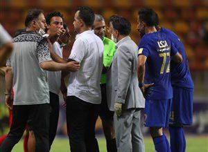 تصویر از باشگاه استقلال تهدید به انصراف از لیگ کرد!