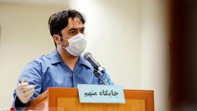 تصویر از جزئیات دادگاه مدیر آمدنیوز؛ از پیشنهاد ازدواج «زم» تا موشک به مراکز حساس ایران
