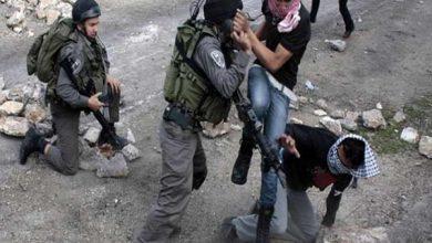 تصویر از نظامیان صهیونیست به کرانه باختری یورش بردند