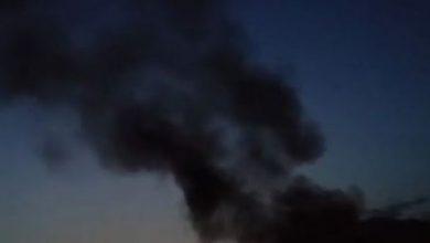 تصویر از انفجار و آتشسوزی در یک کلینیک درمانی شمال تهران