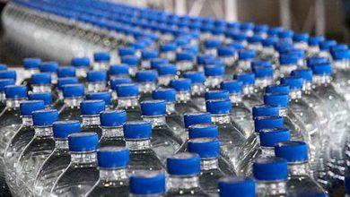 تصویر از آب معدنی امسال گران نمیشود