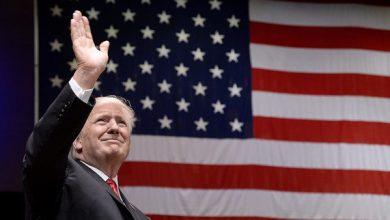 تصویر از تشکر ترامپ بابت آزادی یک زندانی آمریکایی: ممنونم ایران