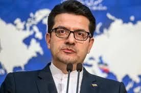 تصویر از پاسخ سخنگوی وزارت خارجه ایران به عضو شورای آتلانتیک آمریکا