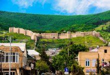 تصویر از شهر رازدار دربند، بازمانده ای از ایران باستان