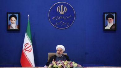 تصویر از روحانی در جلسه هیات دولت: نشست دیروز سازمان ملل شکست جدید برای آمریکا بود