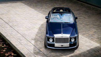 تصویر از گران ترین خودروی لوکس دنیا را بشناسید + عکس