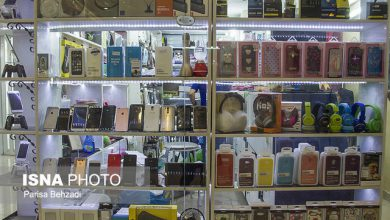 تصویر از واردات موبایل، یکسوم تقاضای بازار است