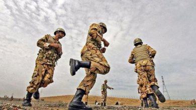تصویر از دوره آموزش سربازی یک ماهه شد